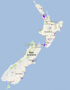 NZ UFB Coverage